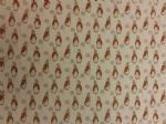 PETER RABBIT LILY BOBTAIL - Beatrix Potter material - Fabric - Price Per Metre